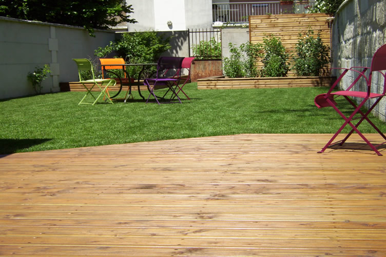 Paysagiste jardin angouleme cr ation d 39 espace vert en ville for Jardin kashmir angouleme